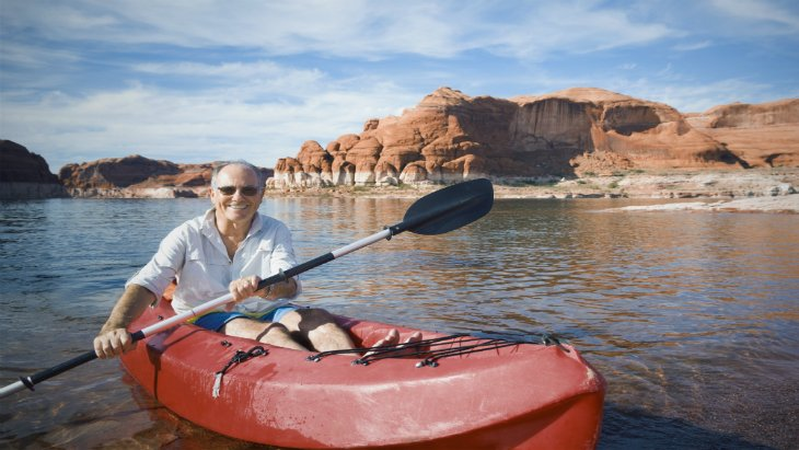 consumer -over 50s - IMAGES - Kayaking 730 x 411